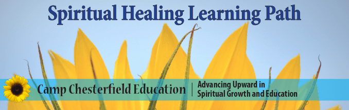 Spiritual Healing Learning Path
