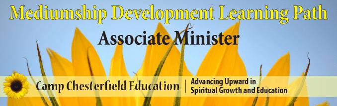 Associate Spiritualist Minister