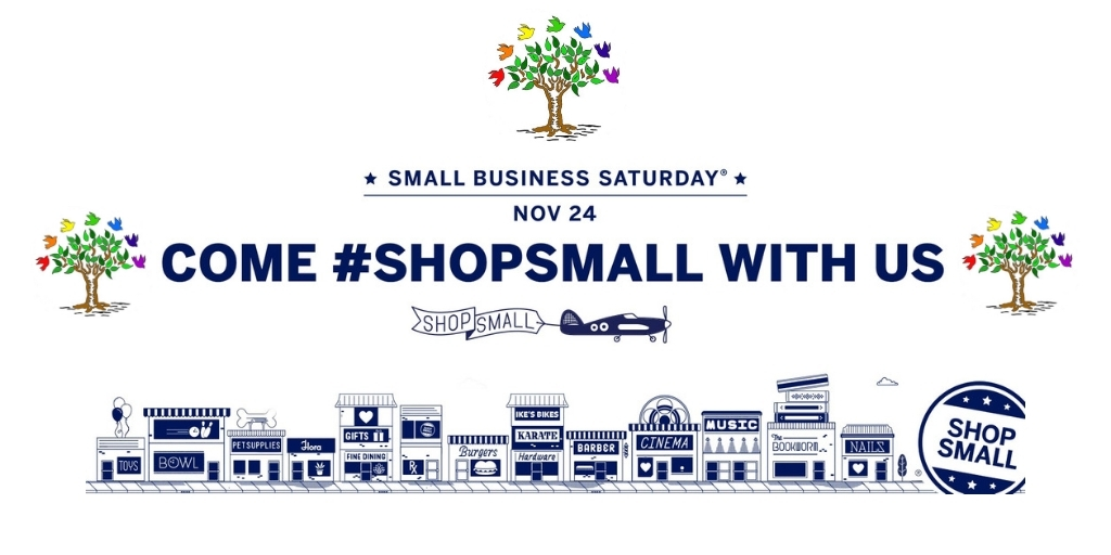 Shop Small 2018 Tree of Life Bookstore
