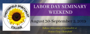 2019 Labor Day Seminary Weekend