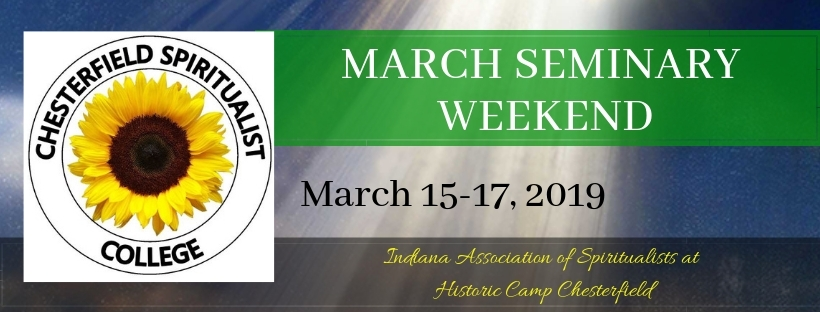 2019 March Seminary Weekend