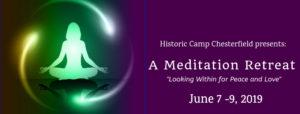 2019 Meditation Retreat