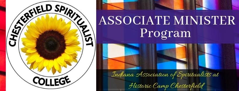 Associate Minister Program Banner