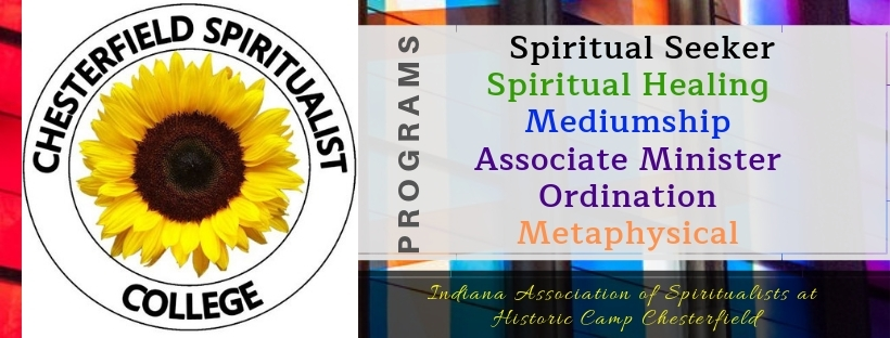 Chesterfield Spiritualist College Programs and Classes