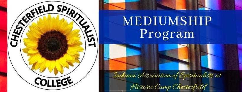 Mediumship Program Banner