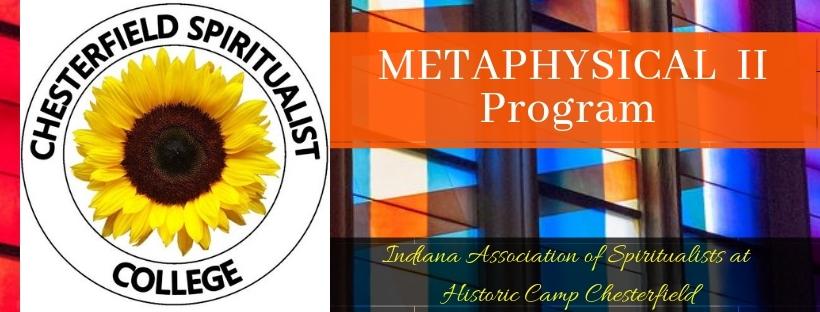 Metaphysical Level II Program Banner