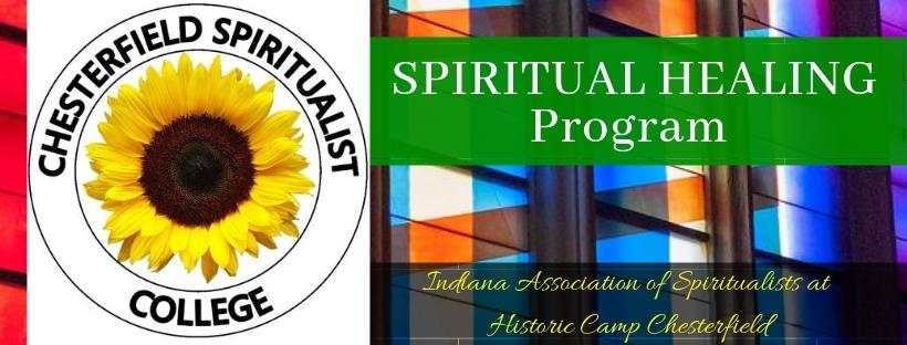Spiritual Healing Program Banner