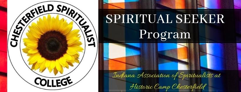 Spiritual Seeker Program Banner